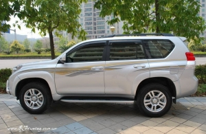 Аренда Toyota Land Cruiser Prado в Астрахани