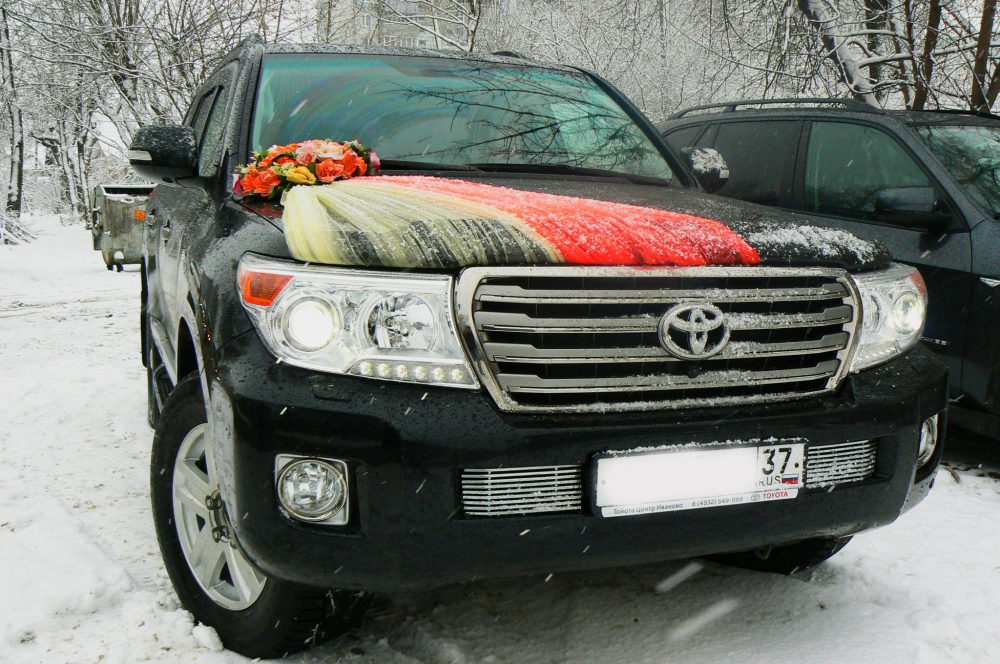 Аренда Toyota Land Cruiser в Иваново