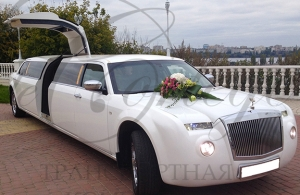 Аренда Rolls-Royce Ghost в Белгород