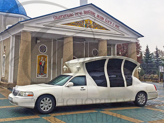 Аренда Lincoln Town Car Limousine в Белгород