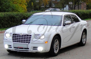 Аренда Chrysler 300C в Белгород