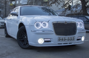 Аренда Chrysler 300C в Пенза