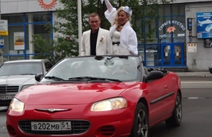 Аренда Chrysler Sebring в Мурманск