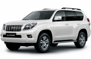 Аренда Toyota Land Cruiser Prado в Брянске