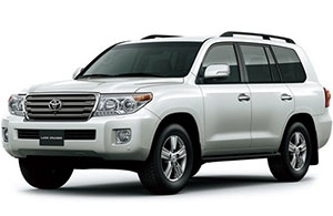 Аренда Toyota Land Cruiser в Астрахани